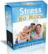 Stress No More